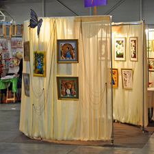 """Butterfly"" company on Handmade Expo 2012"