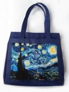 Starry Night (after V. Van Gogh)