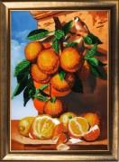 Апельсиновая ветка
