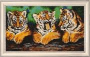 Три тигренка