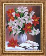 Лілеї (за картиною О. Воробйової) Артикул №278 3366f3196fead