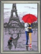 Paris for Two (after O. Darchuk)
