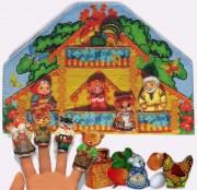 Finger Theatre. 5 Fairy Tales