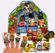Finger Theatre. 6 Fairy Tales