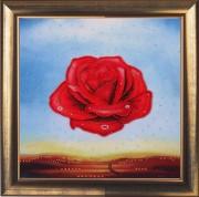 Meditation Rose (after S. Dali)