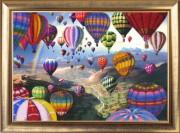 Полет воздушных шаров
