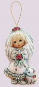 Doll. Bride