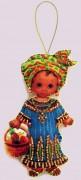 Кукла. Африка