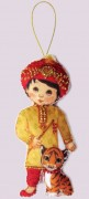 Кукла. Индия-М